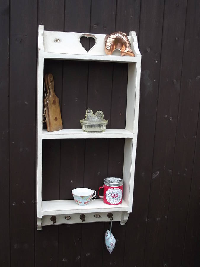 kitchen ladder antique hutch vintage wall rack by woods home interiors ...