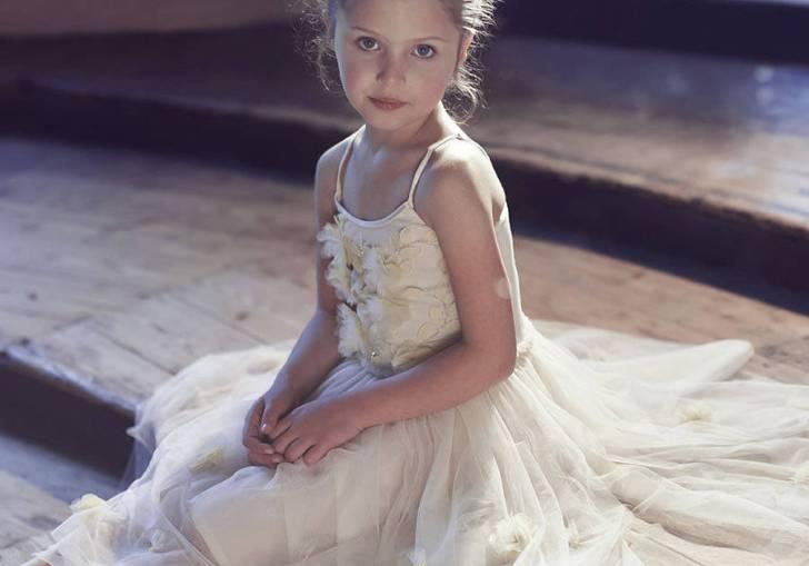 Tutu Du Monde Giselle Dress Daffodil