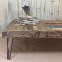 bespoke driftwood coffee table by nautilus driftwood ...