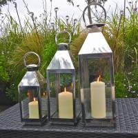 st mawes hurricane garden lantern by london garden trading ...