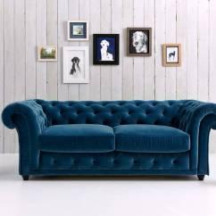 Purple Velvet Sofa Bed Uk Larson Leather Churchill By Love Your Home | Notonthehighstreet.com