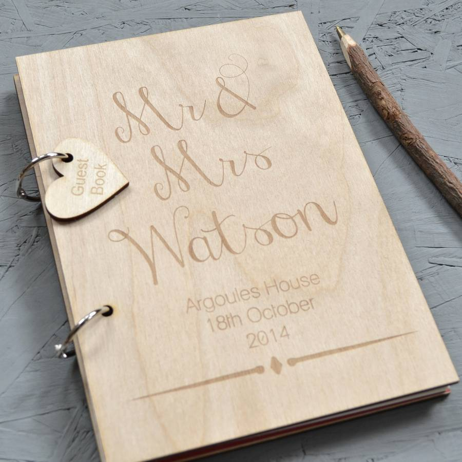 wedding wedding guest books