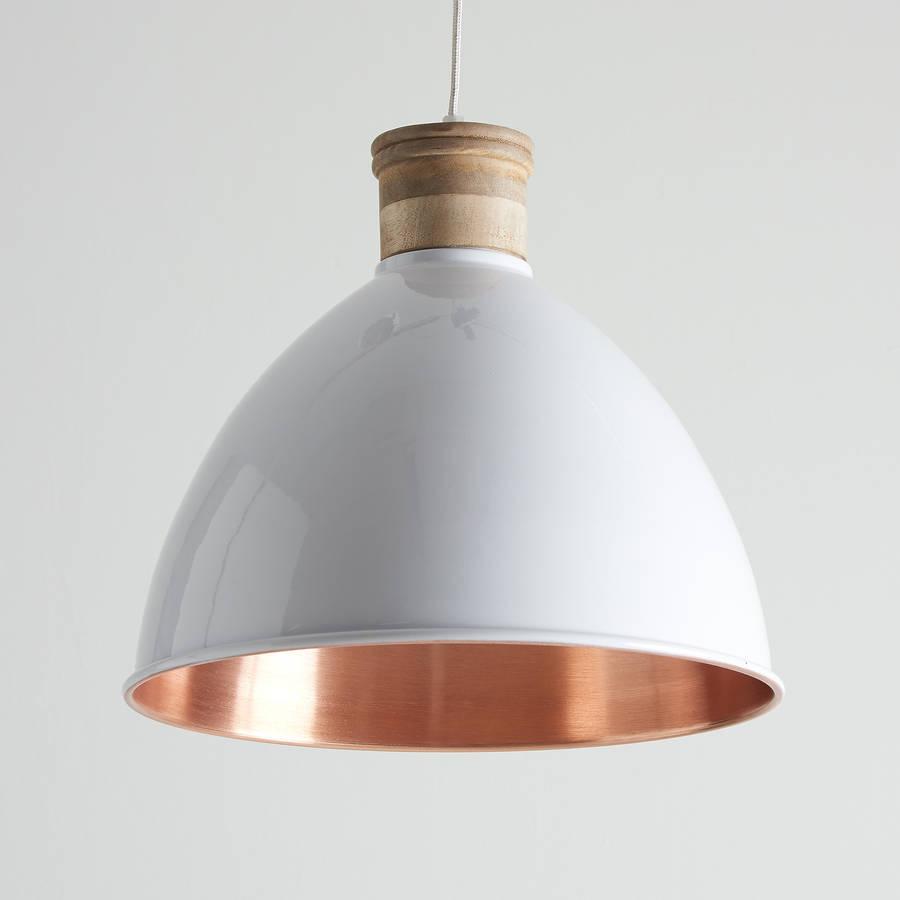 [white kitchen pendant lights]