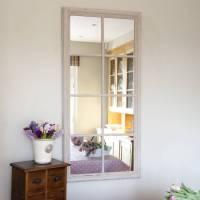 eight pane window mirror by decorative mirrors online ...