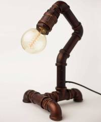 industrial pipe lamp by william & watson ...