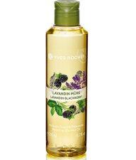 Yves Rocher Relaxing Shower Oil Lavandin Blackberry 200 ml - 37393