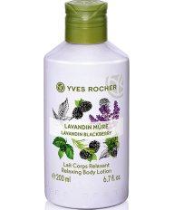 Yves Rocher Relaxing Body Lotion Lavandin Blackberry 200 ml - 54879