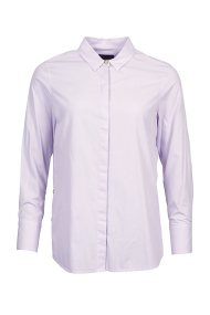 Barbour γυναικείο πουκάμισο μονόχρωμο Rhona - LSH1239 - Λιλά