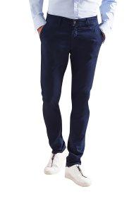 La Martina ανδρικό Chino παντελόνι Luciano - CCMT02-TW187 - Μπλε