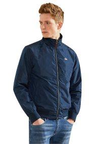 La Martina ανδρικό jacket Mordikai - NMO005-PA004 - Μπλε Σκούρο