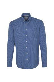 Camel Active ανδρικό πουκάμισο ριγέ - CD-85-115190 - Μπλε