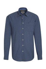 Camel Active ανδρικό καρό πουκάμισο Jack Kent - CD-85-115030 - Μπλε