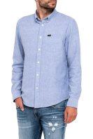 Lee ανδρικό πουκάμισο Button Down Shirt Beyond Blue - L880CNKT - Γαλάζιο image