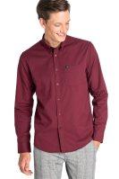 Lee ανδρικό πουκάμισο Button Down - L880NBMF - Μπορντό image