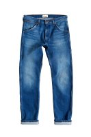 Wrangler ανδρικό τζην πεντάτσεπο παντελόνι 1 year - W1MZUH924 - Μπλε image