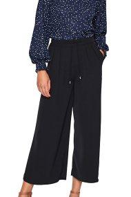 Pepe Jeans γυναικεία ψηλόμεση παντελόνα Meg - PL211286 - Μαύρο
