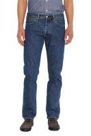 Levi's ανδρικό τζην παντελόνι 501® Original Fit (32L) - 0050101-14-32-** - Μπλε image