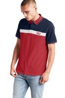 Levi's ανδρική πικέ μπλούζα πόλο Modern Logo - 6994800-10 - Κόκκινο image