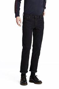 Levi's ανδρικό παντελόνι μπεζ 511™ Slim Fit 32L - 0451138-56-32 - Μαύρο