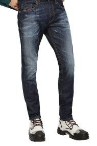 8c6ce925b06 Diesel ανδρικό τζην παντελόνι με φθορές Thommer (32L) - 00SW1Q 087AN - Μπλε  Σκούρο