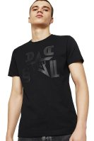 Diesel ανδρικό T-shirt με 3D print T-Diego-A8 - 00SW9M 0CATM - Μαύρο image