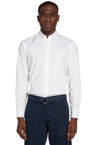 Νorth Sales ανδρικό πουκάμισο - 663449P - Λευκό