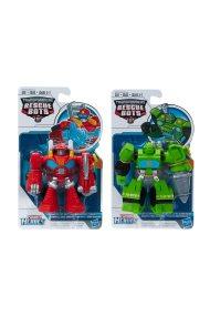 Hasbro Transformers Rescue Bots featured Bot - 3 σχέδια - B0348