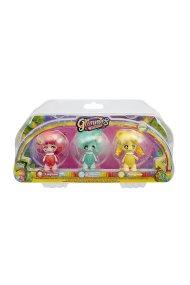 Giochi Preziosi Glimmies Rainbow Friends Set των 3 - GLN02110