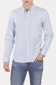 Levi's® ανδρικό πουκάμισο μακρυμάνικο Sunset - 6582404-10 - Ανοιχτό Γαλάζιο