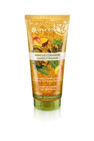 Yves Rocher Energizing Exfoliating Shower Gel Mango Coriander 200 ml - 76071