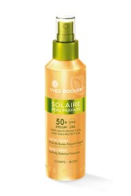 Yves Rocher Solaire Spray Lotion – Body Very High Protection SPF 50+ 150 ml - 69393