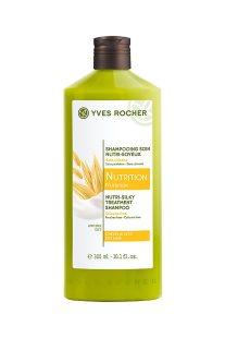 Yves Rocher Botanical Hair Care Nutri-Silky Treatment Shampoo 300 ml - 85458