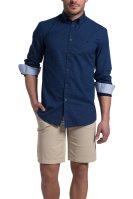 Ανδρικό πουκάμισο Trussardi - 52C00069-1T000635 - Μπλε image