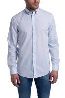 Ανδρικό πουκάμισο Trussardi - 52C00069-1T000636 - Γαλάζιο image