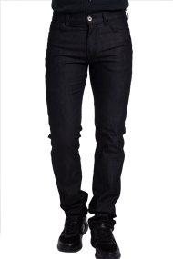Ανδρικό παντελόνι Trussardi Jeans - 52J00001-1Y092450 - Μαύρο