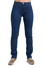 Γυναικείο παντελόνι τζην Trussardi Jeans - 56J00007-1Y093015 - Μπλε Σκούρο