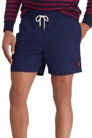 Polo Ralph Lauren ανδρικό μαγιό Traveller - 710659017005 - Μπλε Σκούρο