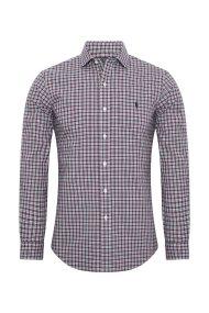 Polo Ralph Lauren ανδρικό πουκάμισο καρό Classic fit - 710767398005 - Κόκκινο