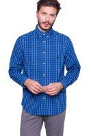 Ανδρικό πουκάμισο Chaps - 750676541001 - Μπλε image