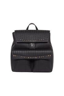 Trussardi Jeans γυναικείο backpack Curcuma - 75B00508-9Y099999 - Μαύρο