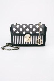 Γυναικεία τσάντα Trussardi - 75BL8553 - Μαύρο