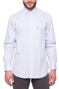 Ανδρικό πουκάμισο The Bostonians - A8S4225 - Λευκό