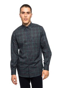 The Bostonians ανδρικό πουκάμισο με μεγάλα καρό - AACH7343 - Κυπαρισσί