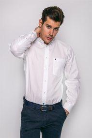 Ανδρικό πουκάμισο, The Bostonians - - Λευκό