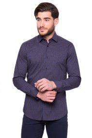 Ανδρικό πουκάμισο The Bostonians - ACCH7146 - Μπλε