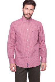 Ανδρικό πουκάμισο Arrow - 47-000232 - Κόκκινο