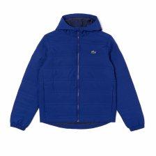 Lacoste ανδρικό μπουφάν αδιάβροχο Lacoste Sport - BH8843 - Μπλε Ηλεκτρίκ