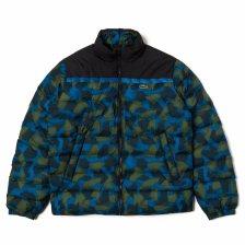 Lacoste ανδρικό μπουφάν Lacoste Sport - BH8848 - Μπλε