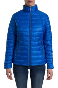 Γυναικείο καπιτονέ μπουφάν Daisyhill Quilted Jacket Barbour - LQU0905 - Μπλε