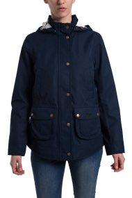 Γυναικείο μπουφάν Broom Waterproof Jacket Barbour - LWB0465 - Μπλε